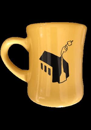 tipico-diner-mug-yellow